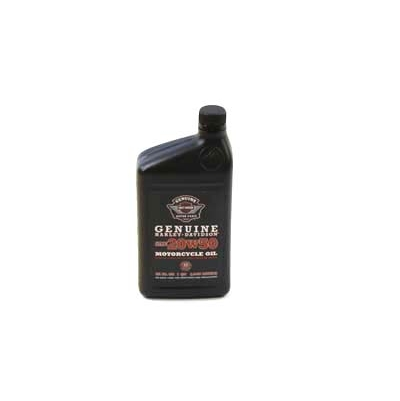 20W-50 360 SAE H-D Motor Oil, Case
