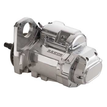 BAKER 6 SPEED TRANSMISSION ASSEMBLIES FOR SOFTAIL