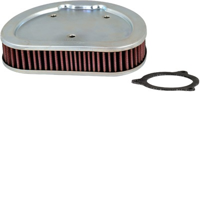 K&N AIR FILTER ALL TOURING 08'-13' EXCEPT SCREAMING EAGLE HD-1508